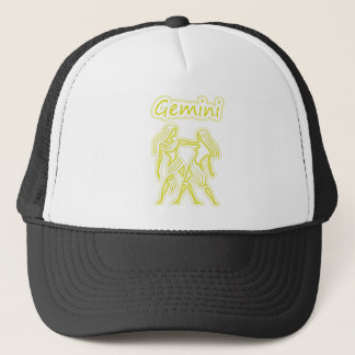 Bright Gemini Trucker Hat
