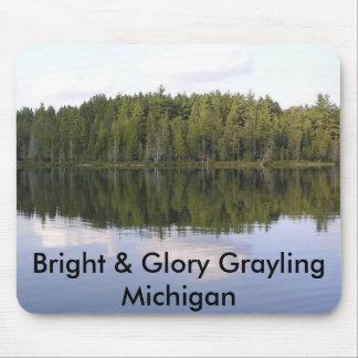 Bright & Glory Grayling Michigan Mouse Pad