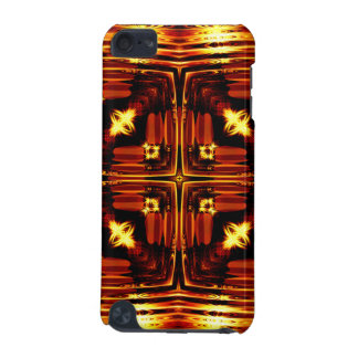 Bright golden waves iPod touch 5G cover