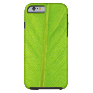 bright green fresh leaf tough iPhone 6 case