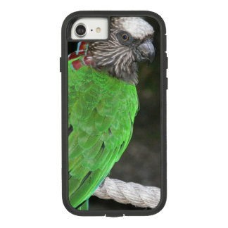 """""""BRIGHT GREEN PARROT"""" CASE FOR iPHONE 7"""