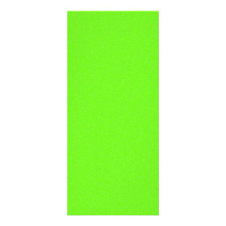 Bright Green Star Dust Rack Cards