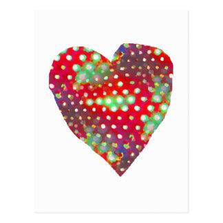 Bright Heart Postcard