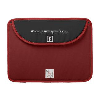 Bright Hibiscus Mac Pro Sleeve Sleeves For MacBooks