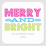 BRIGHT HOLIDAY | HOLIDAY STICKERS