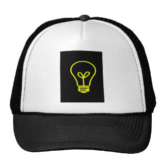 Bright Idea Mesh Hats