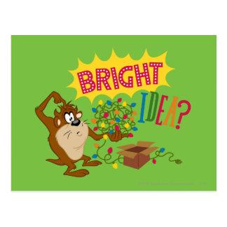 Bright Idea Postcard