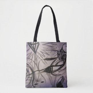 bright idea. tote bag