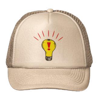 Bright Idea Trucker Cap