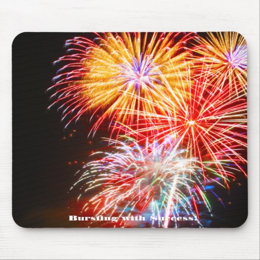 Bright ideas mouse pad