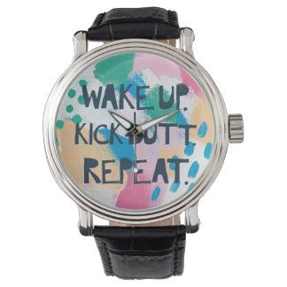 Bright Inspiration IV | Wake Up Kick Butt Repeat Watch