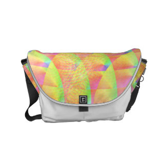Bright Interference Commuter Bags