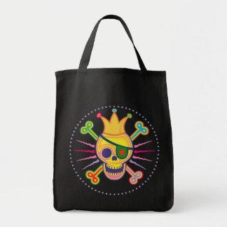 Bright King Cole Tote Bag
