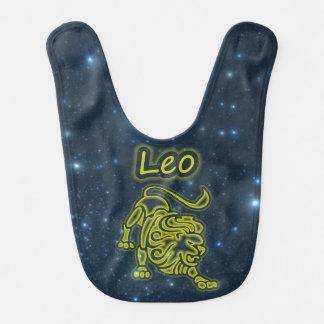 Bright Leo Bib