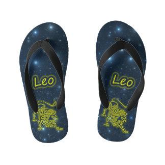 Bright Leo Kid's Thongs