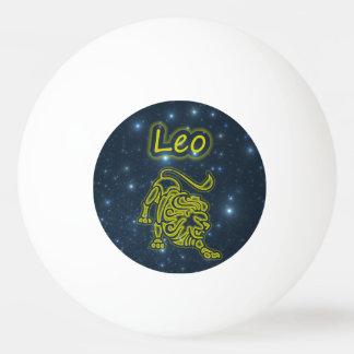 Bright Leo Ping Pong Ball