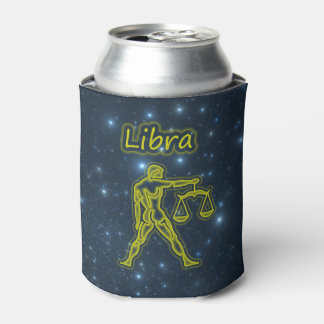 Bright Libra Can Cooler