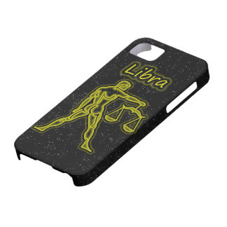 Bright Libra iPhone 5 Covers