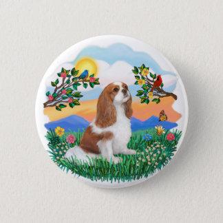 Bright Life - Cavalier (BL-F) 6 Cm Round Badge