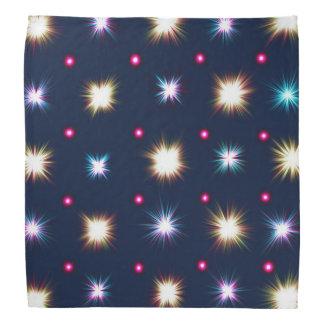 Bright lights bandana