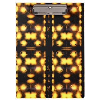 Bright Lights Clipboard