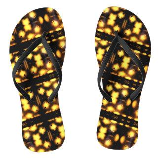 Bright Lights Flip Flops