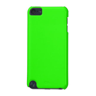 Bright Lime Green Color iPod Touch 5G Case