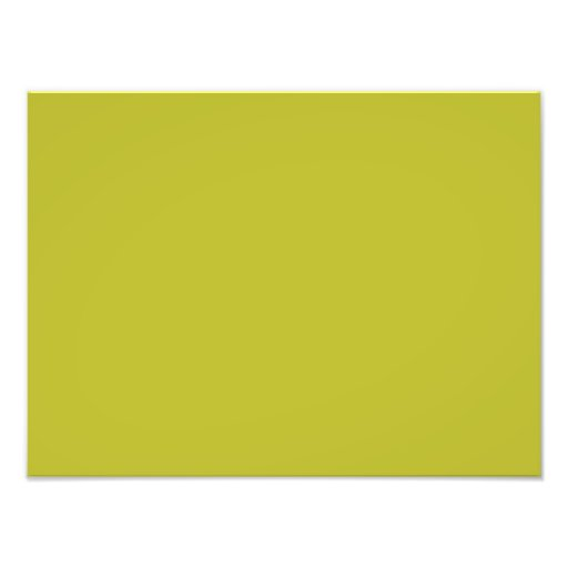 Bright Lime Green Color Trend Blank Template Photo