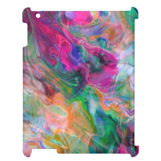 Bright Liquid Color Psychedelic Funky Case Cover For The iPad