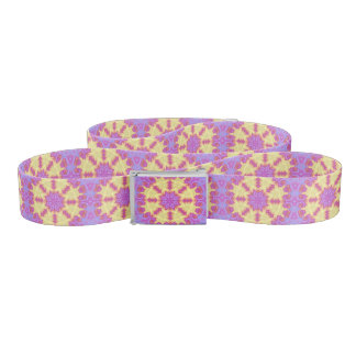 Bright Mandala Belt