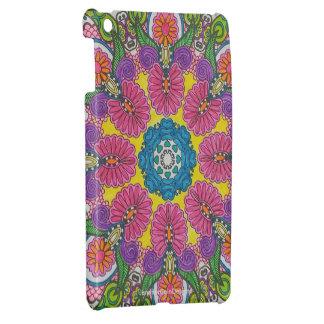 Bright Mandala Cover For The iPad Mini