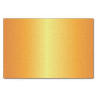 Bright Metallic Gold Bells Tissue Paper