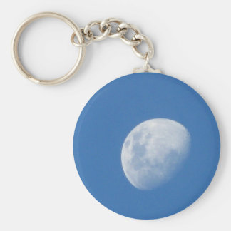 Bright Moon Key Ring