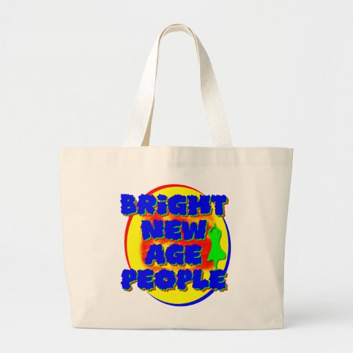 Bright New Age People Bag