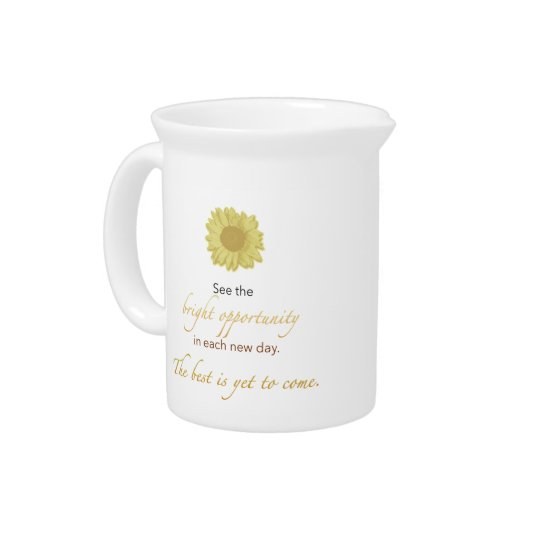 Bright New Day Pitcher