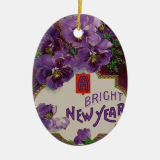 Bright New Year Ornament