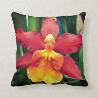 Bright Orchid Pillow