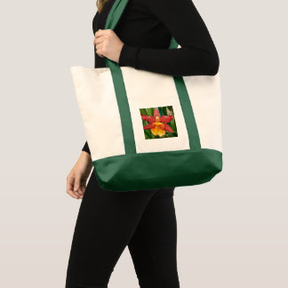 Bright Orchid Tote Bag
