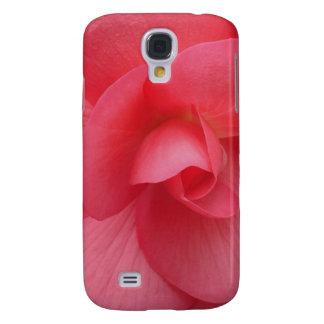 Bright Pink Begonia Gift Range Samsung Galaxy S4 Case