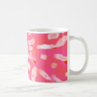 Bright Pink Blur Mug