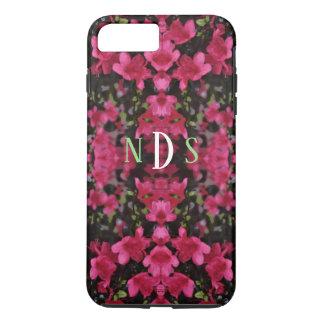 Bright Pink Floral Custom Case
