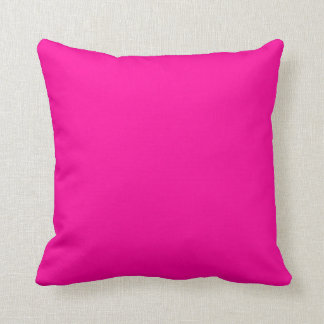 Bright Pink pillow Cushions