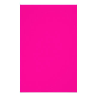 Bright Pink Stationery