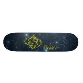 Bright Pisces 19.7 Cm Skateboard Deck