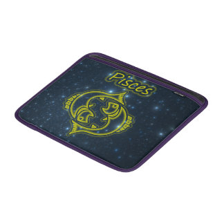 Bright Pisces MacBook Sleeve