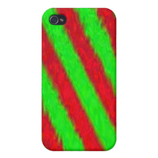 BRIGHT PLASTIC i PHONE COVER iPhone 4 Cover