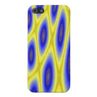 BRIGHT PLASTIC i PHONE COVER iPhone 5 Cover