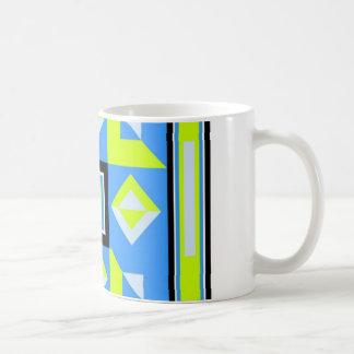 Bright Print Coffee Mug