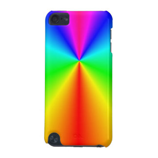Bright rainbow iPod touch (5th generation) cover