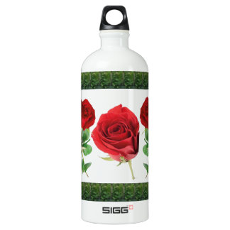 Bright red means love : for all Occassions SIGG Traveller 1.0L Water Bottle